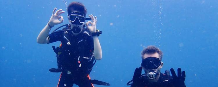koh chang scuba diving